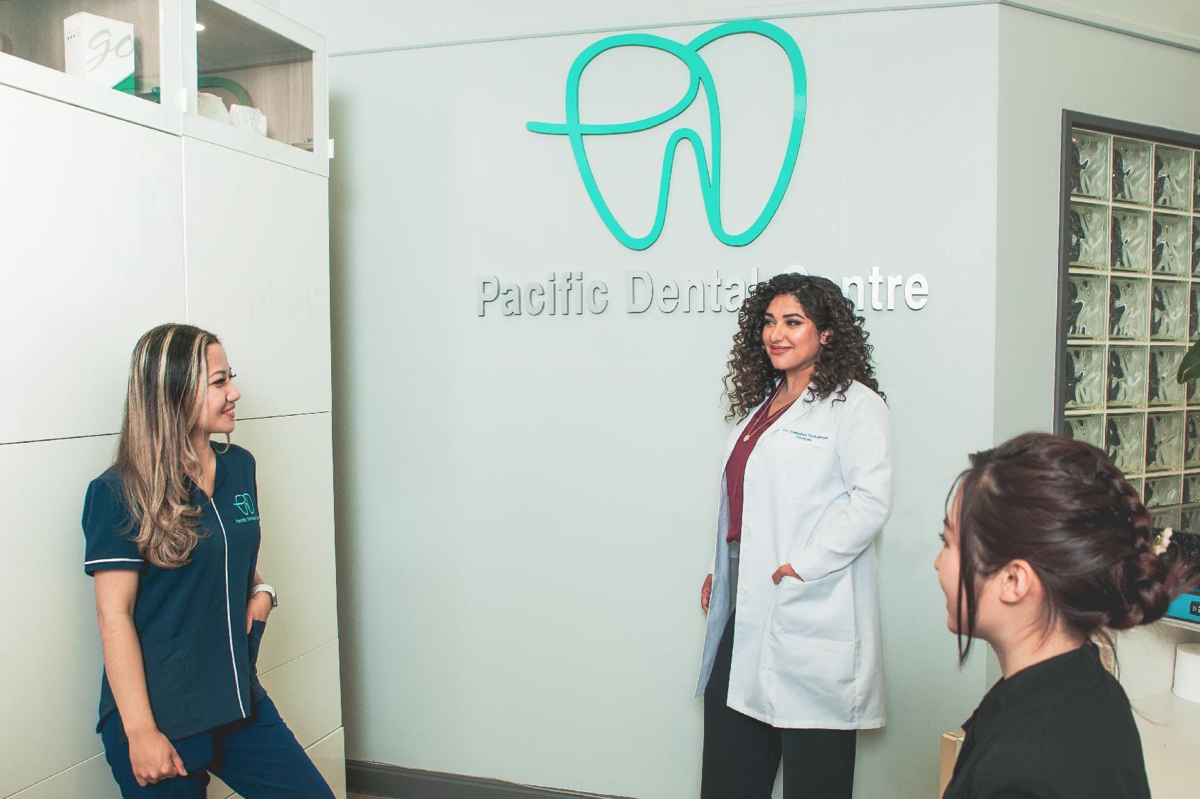 Pacific Dental Centre FAQ