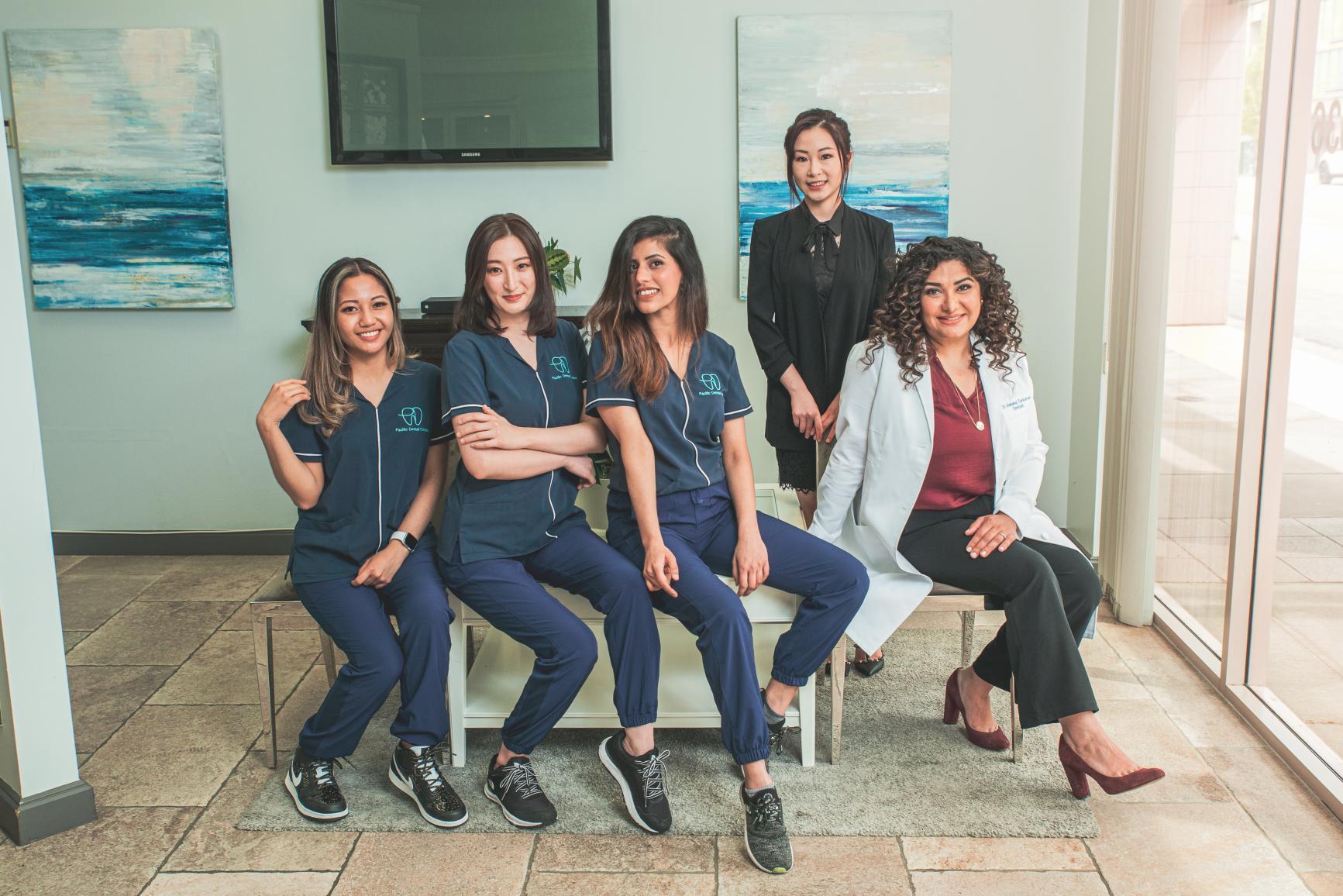 Pacific Dental Centre Team